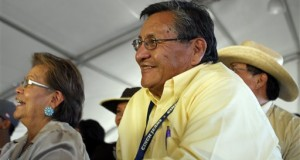 Coin toss decides acting leader of Navajo Nation Council