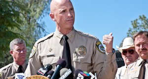 Pinal County board delays vote in sheriff's plan