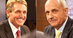 "Flake defeats Carmona in U.S. Senate race <span class=""dmcss_key_icon""><img alt=""(access required)"" src=""/files/2013/12/lock1.png"" border=0/></span>"