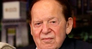 Brewer's PAC got $250,000 from billionaire Las Vegas casino owner Sheldon Adelson