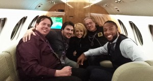 "Brewer travels with all-star crowd to Super Bowl <span class=""dmcss_key_icon""><img alt=""(access required)"" src=""/files/2013/12/lock1.png"" border=0/></span>"