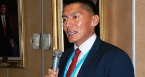 "Senator Carlyle Begay's goal: to give a stronger voice to tribes <span class=""dmcss_key_icon""><img alt=""(access required)"" src=""/files/2013/12/lock1.png"" border=0/></span>"