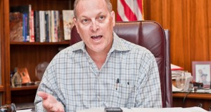 Arizona Senate President Andy Biggs (Photo by Evan Wyloge/Arizona Capitol Times)