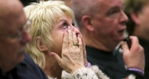 Family members react emotionally to ruling on firefighter deaths