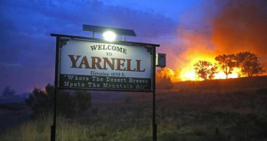 Brewer signs Yarnell Hill memorial site plan