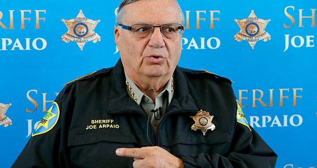 Maricopa County Sheriff Joe Arpaio (AP Photo)