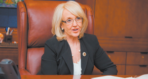 Arizona Gov. Jan Brewer (Photo by Ryan Cook/RJ Cook Photography)