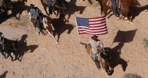 Bundy hosting 'liberty' camp-in to mark Nevada standoff date