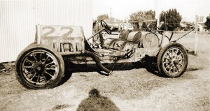 Gold's 1912 Buick Racer