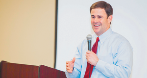 Ducey to promote volunteerism at Phoenix charity