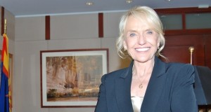 Gov. Jan Brewer (Photo by Luige del Puerto/Arizona Capitol Times)