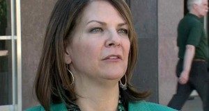 Sen. Kelli Ward, R-Lake Havasu City. (Source: CBS 5 News)