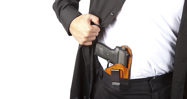 Arizona panel OKs tax credit for concealed carry permit