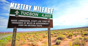 House lawmakers, staff log tens of thousands of miles in government cars on Arizona trips